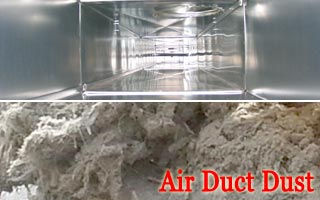 Air Duct Dust