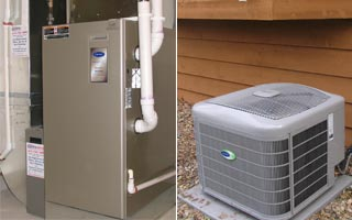 Carrier Furnace Air Conditioning Service Minneapolis