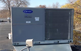 Commercial HVAC Installation Service